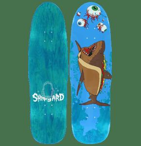 "Image of Shipyard Skates ""HOT DOGGER!!!"" Deck"