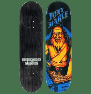 "Image of Shipyard Skates Tony Marle's ""Treasure Hunt"" Deck"
