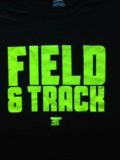 Image of Field & Track Neon Tee