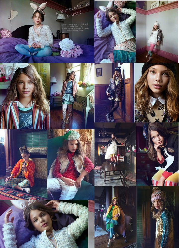 Image of PRIVATE EDITORIAL KIDS/TEEN SESSION DEPOSIT