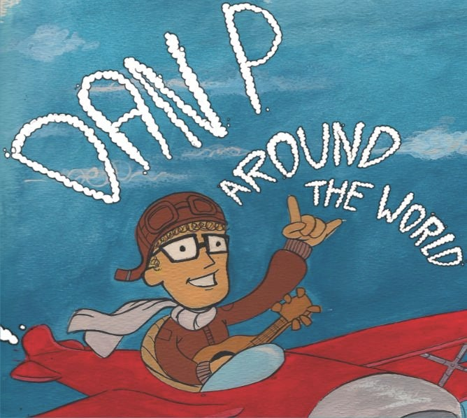 Image of Dan P.- Around The World CD