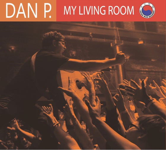 Image of Dan P.- My Living Room CD