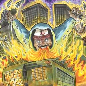Image of Good 'n' Filthy- Demolition Derby City (CD/Cassette)