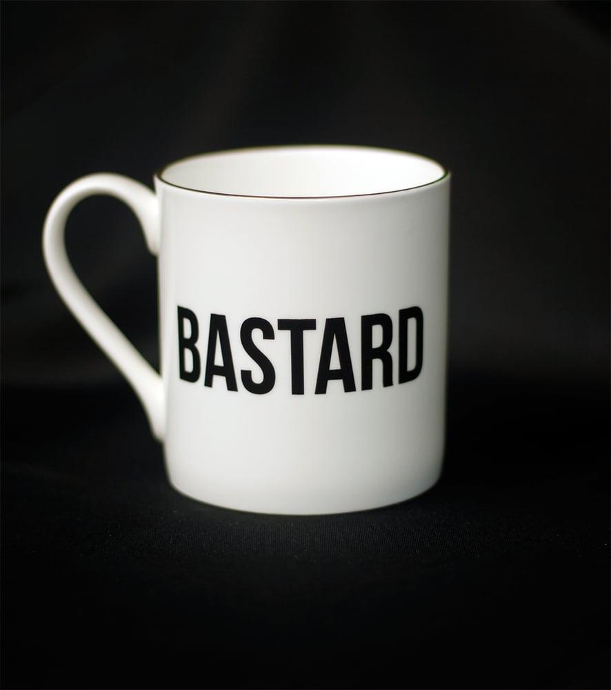 Image of BASTARD MUG