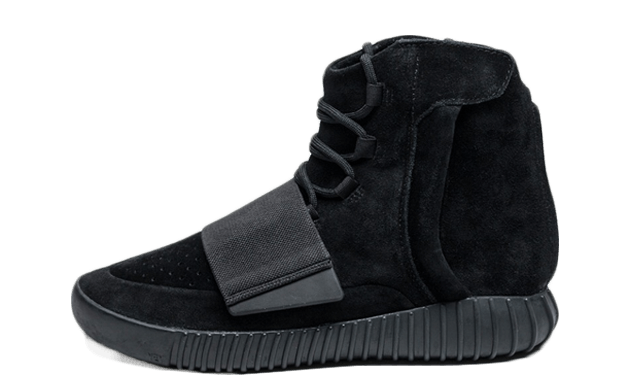 Image of Yeezy 750 Triple Black