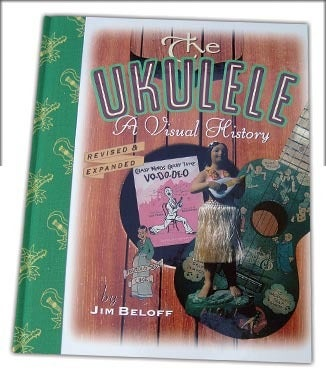 Image of The Ukulele - A Visual History