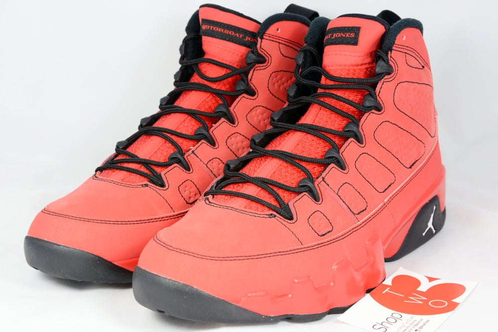 "Image of Air jordan 9 retro ""Motorboat Jones"""