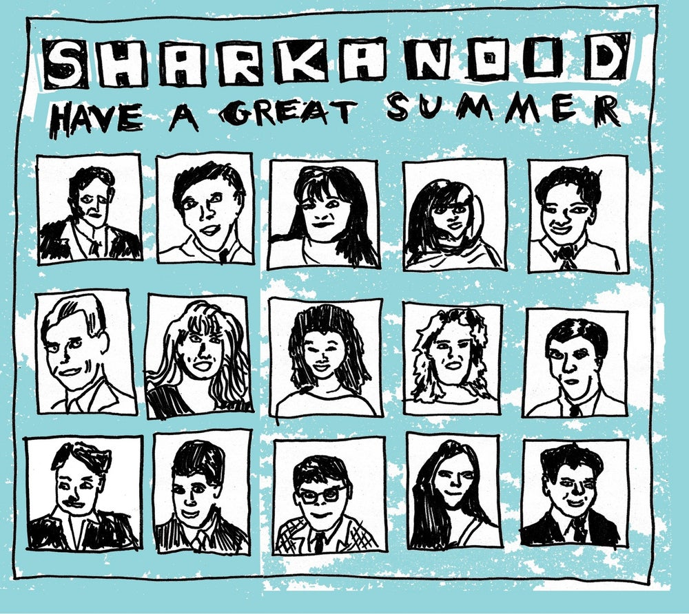 Image of Sharkanoid- Have A Great Summer CD