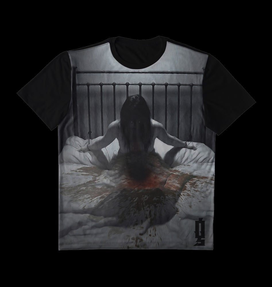 "Image of Limited Edition ""Master"" Artwork Tee Shirt"