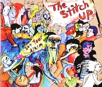 Image of The Stitch Up- Set Your Alarm CD