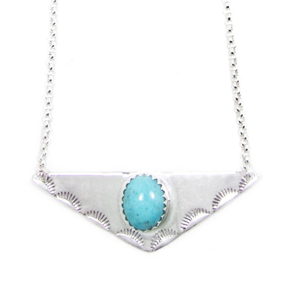 Image of Triangle Vision Necklace