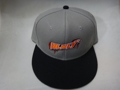 Image of ULULY Snapback - Gray/ Black #109059388