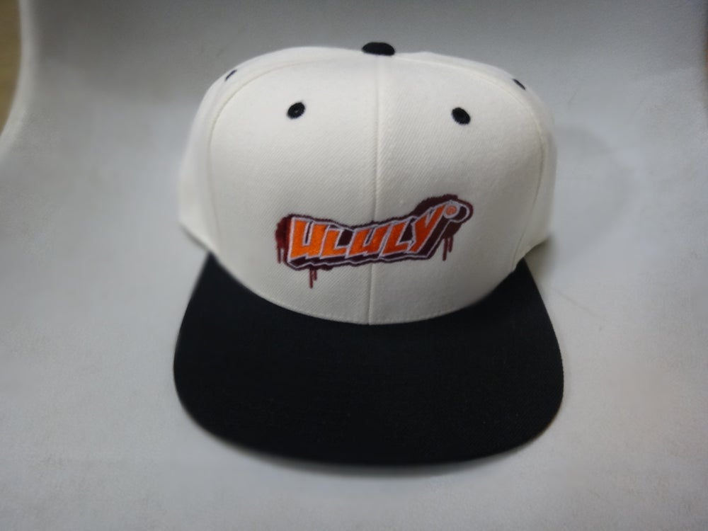 Image of ULULY Snapback - Natural / Black