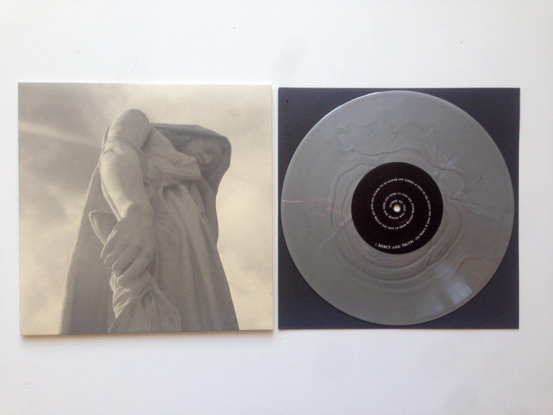 "Image of FATHER MURPHY - Lamentations 10"" [ltd.100 Silver Vinyl]"