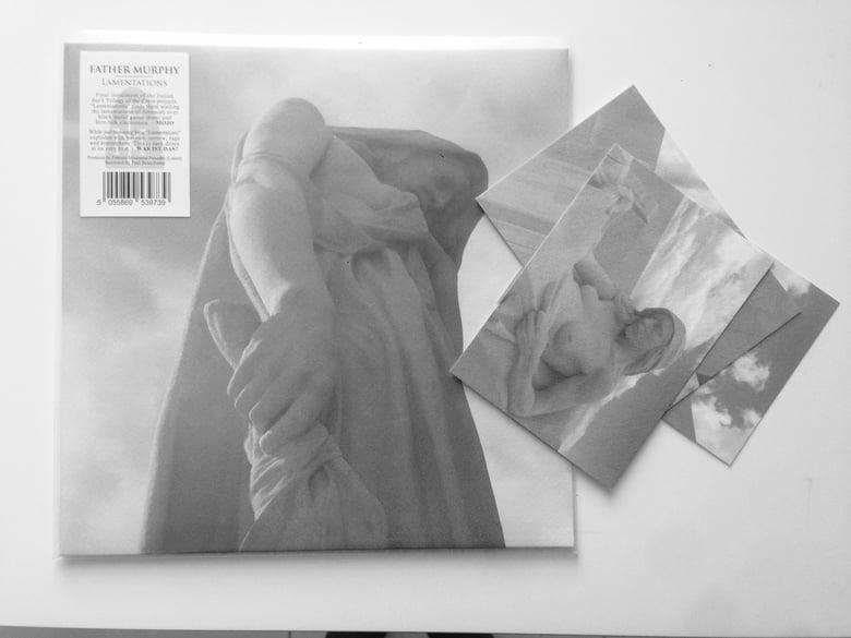 "Image of FATHER MURPHY - Lamentations 10"" [ltd.400 Black Vinyl]"