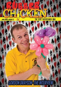 Image of Rubber Chicken Issue 17 Digital Issue