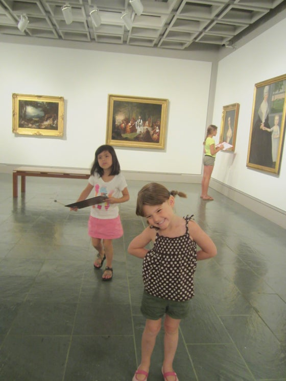 "Image of July ""Littles"" Drawing and Painting Art Camp (ages5-8)"