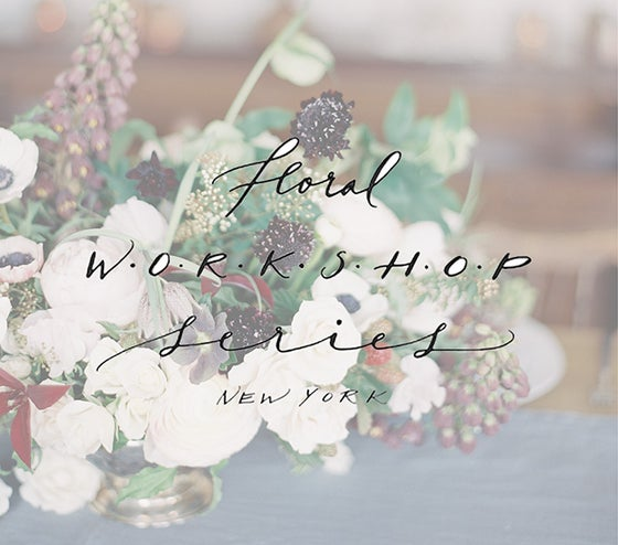 Image of Floral Workshop Series