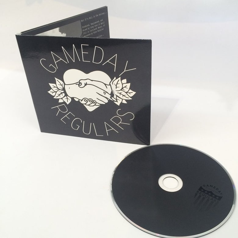 Image of Progression CD
