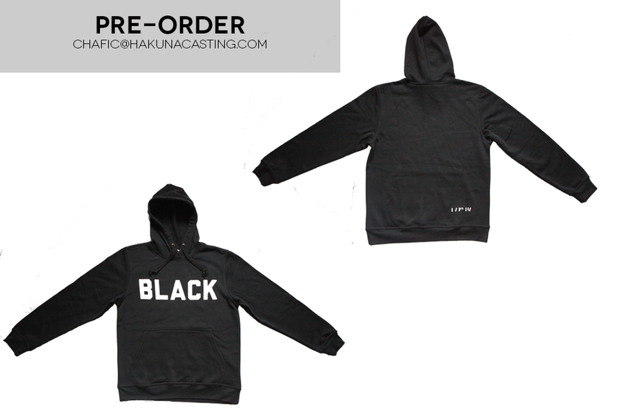 Image of BLACK HOODIES