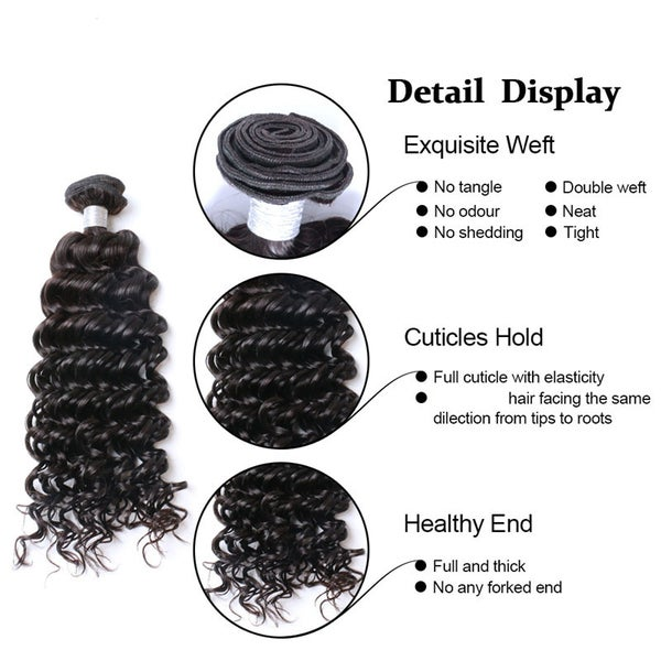 Image of Brazilian Hair Deep Wave #10509