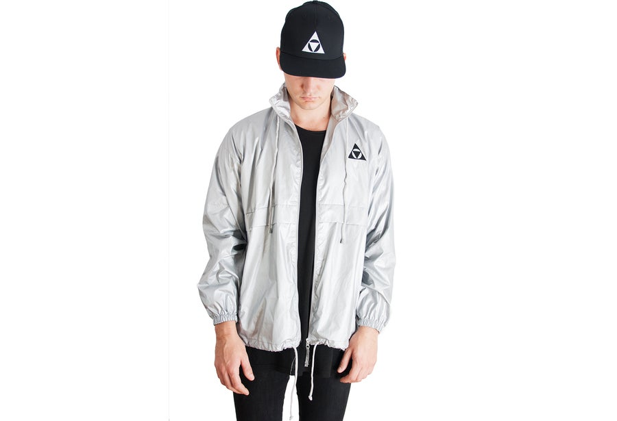 Image of SKYSCRAPER Windbreaker