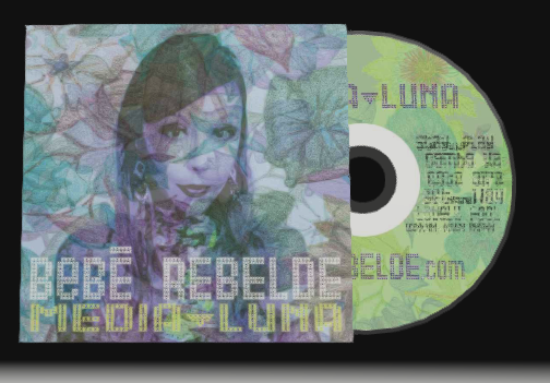 Image of Pre-Order MEDIA LUNA | Signed CD + Download