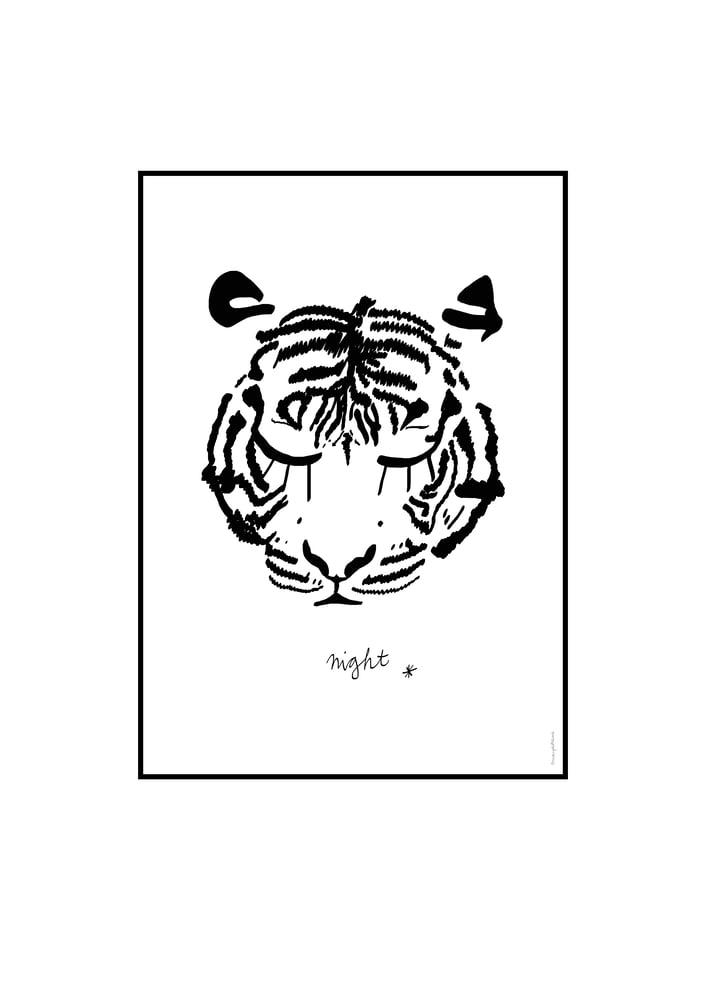"""Image of Lámina """"Tigre"""""""