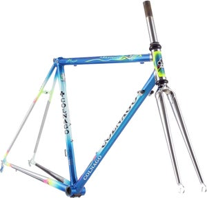 Image of Colnago w/ buttery paint job