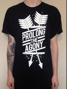 Image of Arrows Tee Black