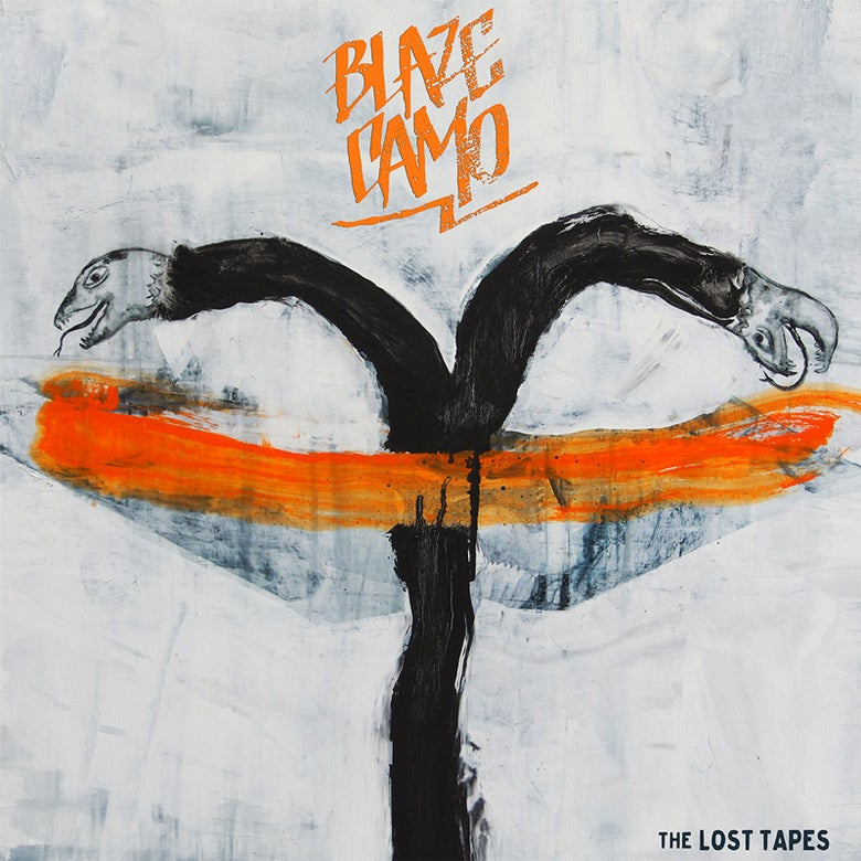 "Image of Blaze Camo ""The Lost Tapes"" Vinyl LP"