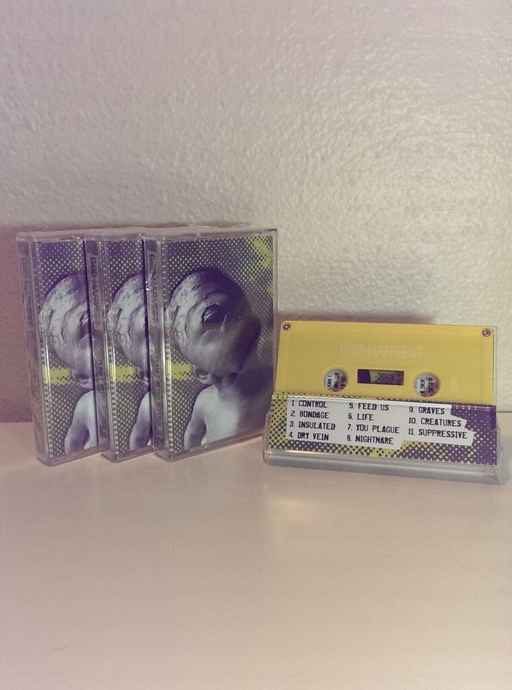 """Image of CASSETTE - """"Insulated"""" (Full Length LP)"""