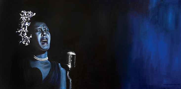 "Image of ""Billie Holiday"""