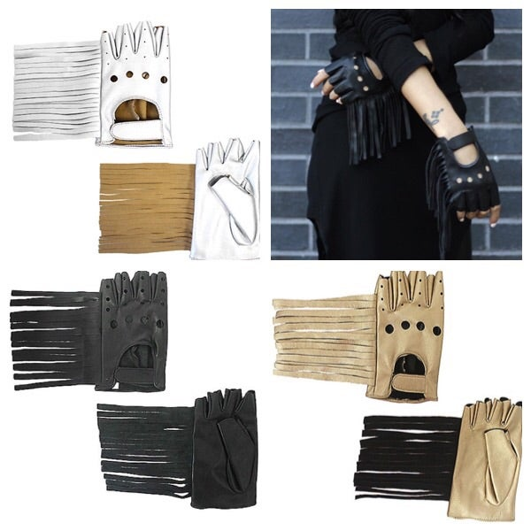 Image of Bat Girl Moto Glove