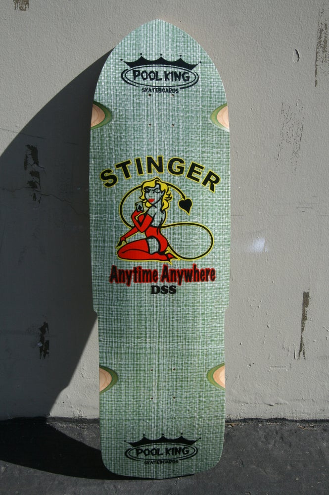 Image of DOWN SOUTH STINGER (GREEN)