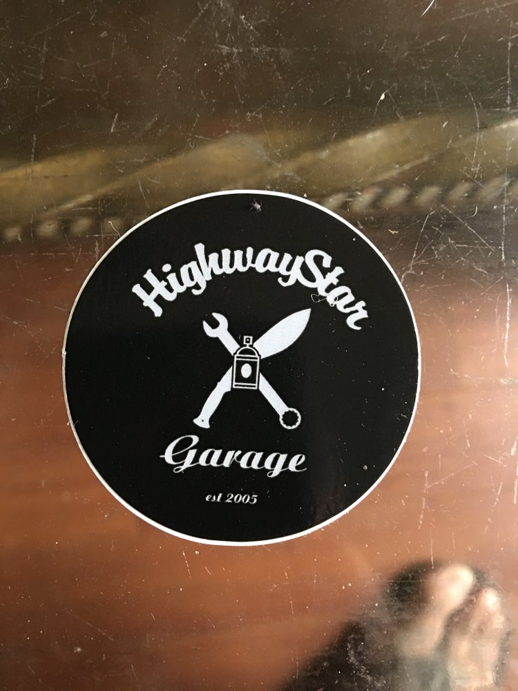 Image of HighwayStar circle logos
