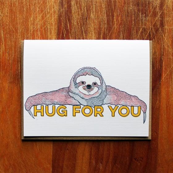 Image of HUG FOR YOU