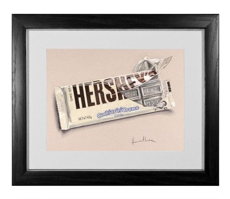 Image of Cookies 'n' Creme Signed Print