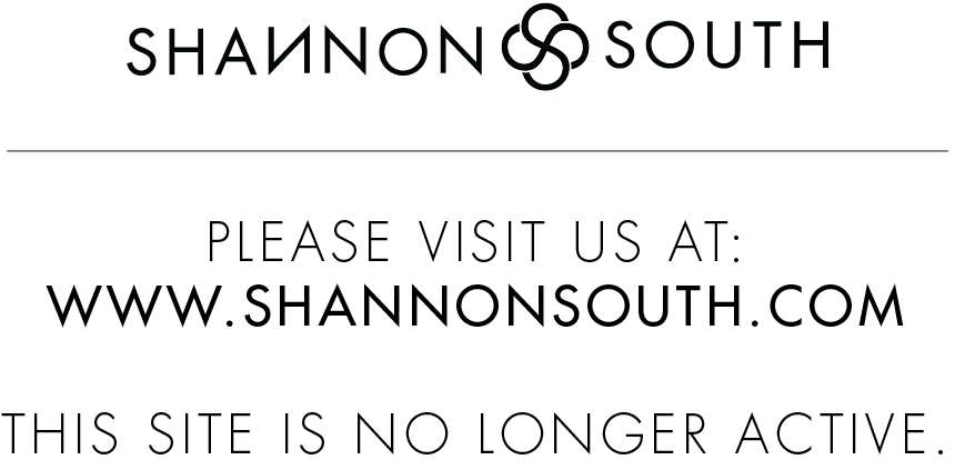 Image of NEW SITE : SHANNONSOUTH.com