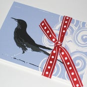 Image of Black Bird Cards