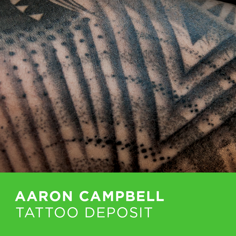Image of Tattoo Deposit for Aaron Campbell