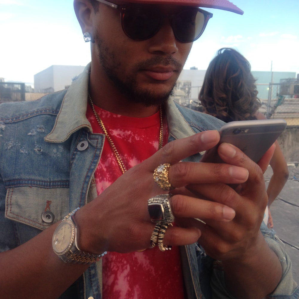 Image of The Romeo Miller Pinky Ring