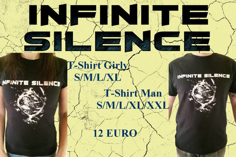 Image of Infinite Silence T-shirts