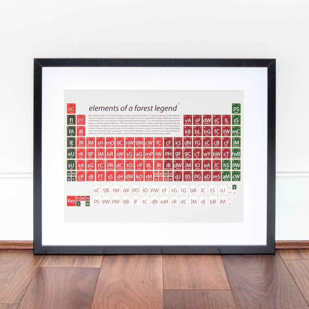 Image of Nottingham Forest - Elements of a Forest Legend