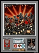 Image of Queens of the Stone Age Las Vegas 2014 EMEK s/n of 100 w/ condom