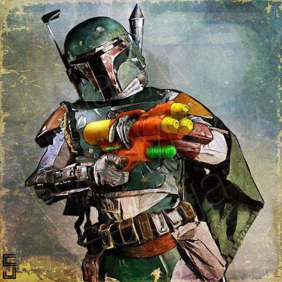 Image of Soaker Fett