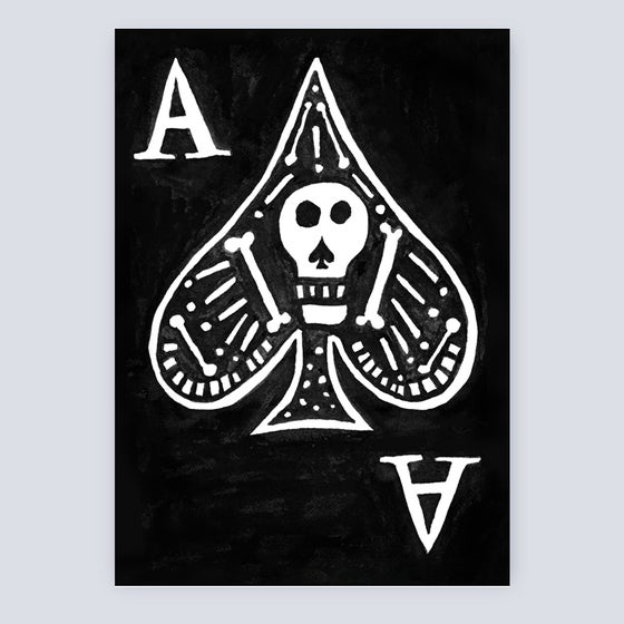 Image of ACE Greetings card