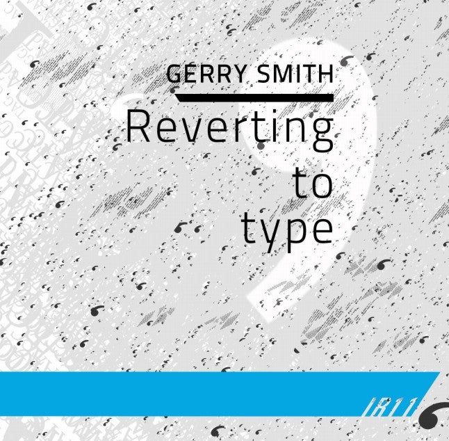 Image of Reverting to type: Gerry Smith