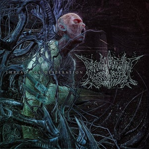 Image of BRADI CEREBRI ECTOMIA-THREADS OF DESPERATION-CD/DIGIPACK