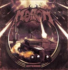Image of Mr. Bison - Asteroid - Digipak